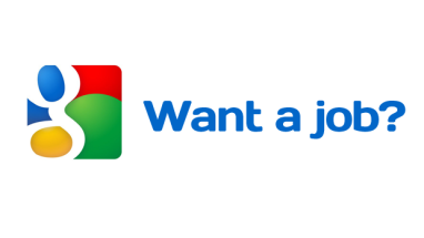 how to get a job at Google