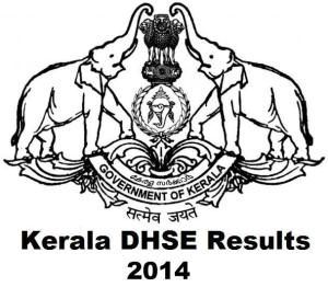 kerala DHSE results 2014