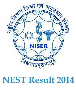 NISER nest result 2014