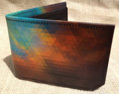 Cool Spectrum Wallet